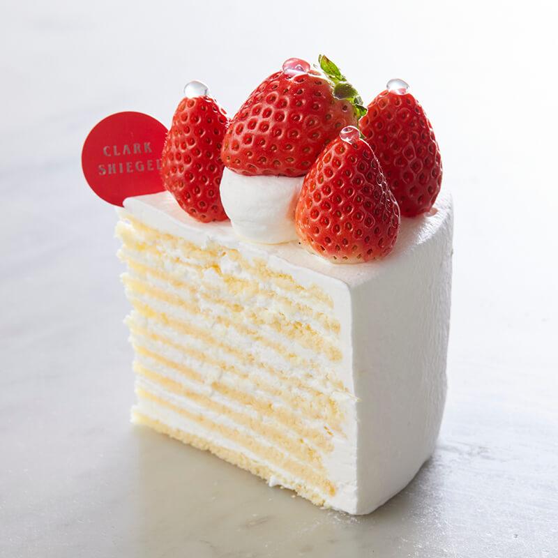 あまおうの10層プレミアムショートケーキ【季節限定】3月~5月中旬頃販売