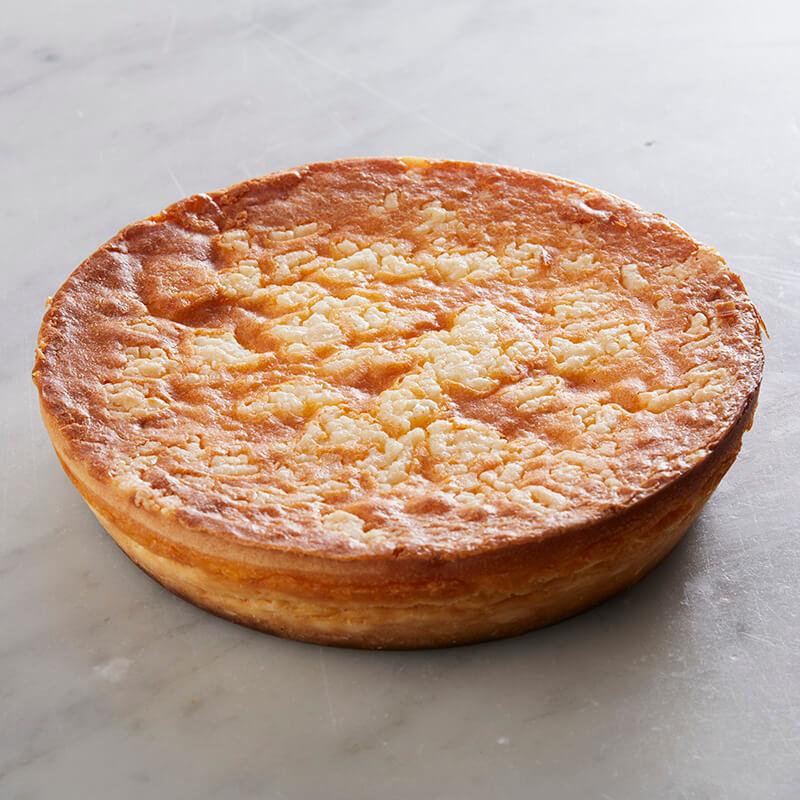 カマンベールブルーベリーチーズケーキ