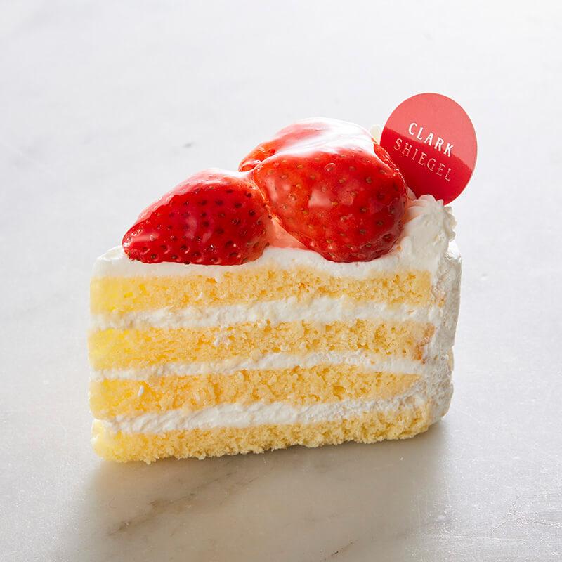 イチゴと根釧台地酪農家の ショートケーキショートケーキ