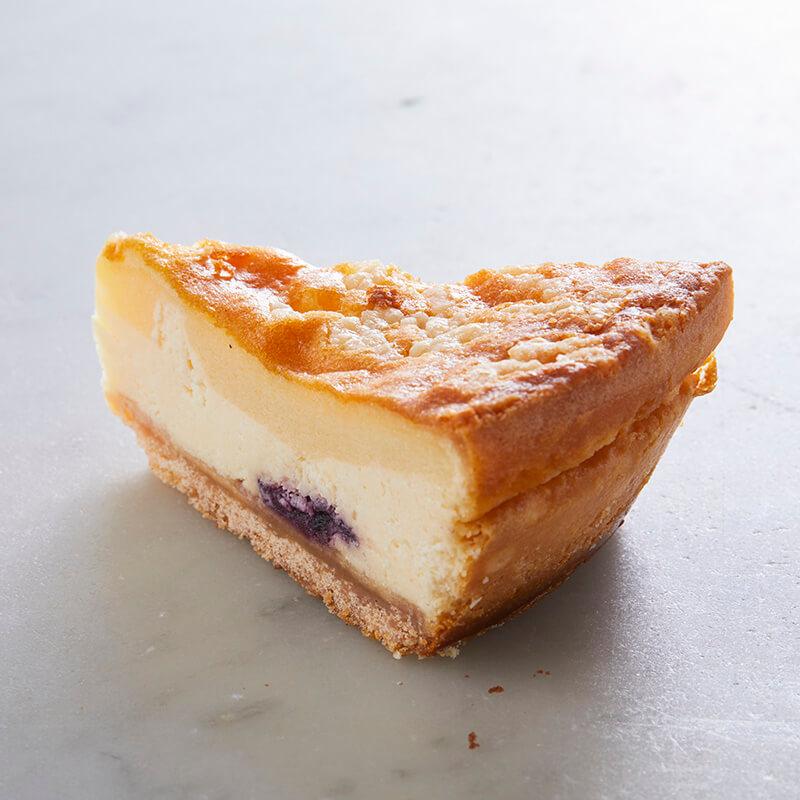 カマンベールブルーベリーチーズ
