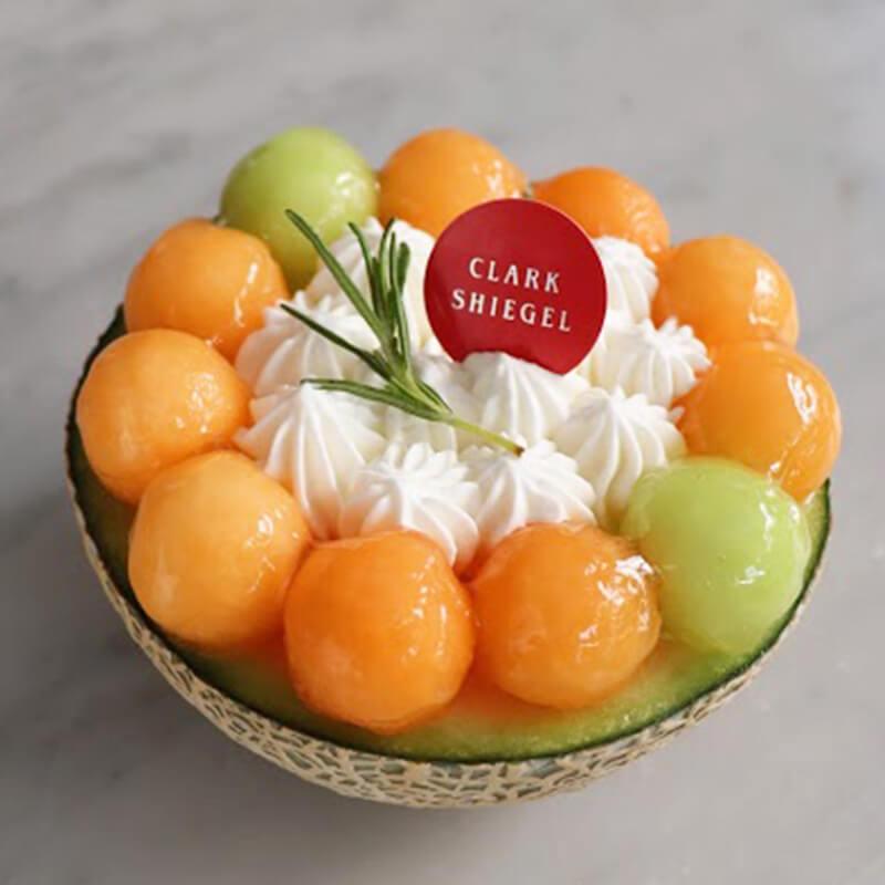 贅沢な完熟メロンボール【季節限定】5月下旬~7月上旬頃販売